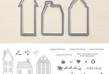 Stampin' Up! - Holiday Homes