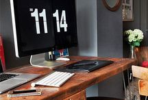 Studio. / Office. Studio. Work Space.  / by Alex B