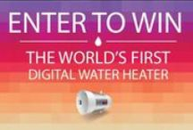 Heatworks / The world's first digital tankless water heater. / by Hoodle