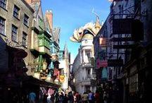 Universal Orlando / Travel to Universal Orlando theme parks