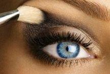 Makeup Inspirations / Makeup ideas to do. / by Elora Shields