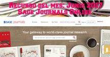 Nuestro recurso del mes / Recomendaciones sobre recursos de información electrónicos que hacemos desde la Biblioteca Universitaria de Huelva. En muchas ocasiones te hará falta el PIN de biblioteca para poder acceder.