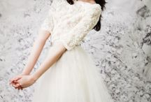 Stunning Bridal Gowns / A collection of our favorite bridal gowns.