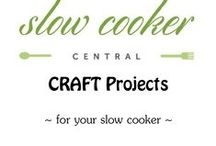 Slow Cooker Central - CRAFT / Craft projects for your slow cooker!