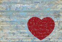 Corazones y corazones / Visítanos en www.amaradestiempo.com