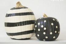 PUMPKINS / Halloween pumpkins
