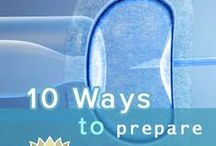 IVF Preparation / Advice on how to help you prepare for IVF.