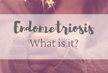 Endometriosis & Fertility / Endometriosis help and how you can reduce your symptoms and help you achieve a happy and healthy pregnancy.