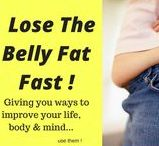 How To Lose Belly Fat Fast / Living healthy, getting healthy, slimming down, getting rid of belly fat, having a flat stomach, yoga moves belly fat burner. belly fat workout. TIps, techniques  to change your body and lifestyle....