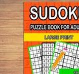 Printable Puzzles / Collection of printable puzzles to sharpen the mind while having fun.