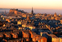 Edinburgh / Skotsko