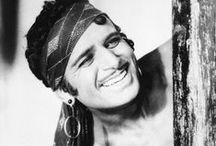 "Douglas Fairbanks / ""To me, he was the personification of the new world."" (Mary Pickford)"