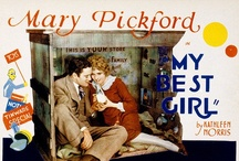 "My Best Girl (1927) / ""...a boy-meets-girl love story filled with light and warmth."" (Mary Pickford: Canada's Silent Siren, America's Sweetheart)"