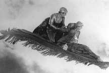 "The Thief of Bagdad (1924) / ""I believe that this is the story of every man's inner self and that every man will thus see it. That's the reason I made ""The Thief of Bagdad.'"" (Douglas Fairbanks: In His Own Words)"