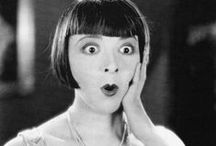 "Colleen Moore / ""I was the spark that lit up ""Flaming Youth,"" Colleen Moore was the torch. What little things we are to to have caused all that trouble."" ~F. Scott Fitzgerald"
