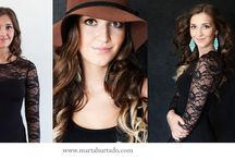 My work ♥ before & after / www.martahurtado.com