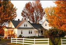 COUNTRY HOME / I LIVE IN A 100-YEAR OLD COUNTRY HOME! / by Sandy