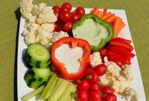 Lichte recepten  / Recepten voeding