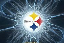 STEELERS / by Tina