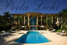 Coral Gables, Florida / Neo classic interiors by the master, Perla Lichi.