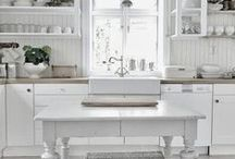 Home-Kitchens / Decorating ideas for the kitchen