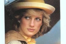The Princess of Wales - Lady Diana