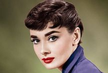All About Audrey / Audrey Hepburn. The more I learn about her & her extraordinary beauty both inside & out the more I come to admire her. Her beauty was matched only by her personal courage & integrity it seems... / by Danny Cannon