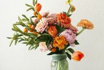 Bouquets and floral design / Floral design