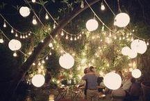 Tablescapes and decor / Wedding decor
