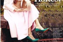 Ted Baker Footwear Coverage / Ted Baker Shoes in the Media