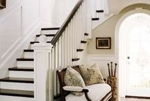 Home-Fabulous Foyers / Decorating ideas for the foyer