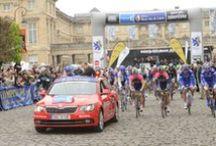 ŠKODA Cycling : Paris - Roubaix 2014 / Crédit : ASO Photographe : B.Bade
