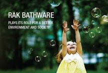 Bathware Collection / RAK Ceramics offers a versatile range of bath ware suites and accessories which provides complete functional bath ware solutions.