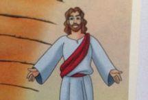 Cartoon - referências (Jesus)