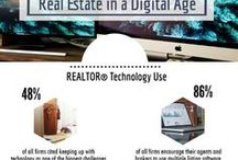 Real Estate in a Digital Age / Like the rest of the world, real estate has gone digital. This report takes a look at how buyers use technology to search for homes and how REALTORS® use technology to get ahead.