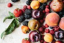 Fruits are Fun / Beautiful, mouth-watering fruits.