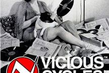 Vicious Cycles / Monthly after-hours themed podcast feat. the mixes of DJ Blackmagickspellcast.  http://jc101.com/vcpodcasts