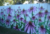 Backyard / by Terri Lewis