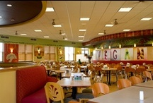UNT Dining Cafeterias / Take a look at the updates made to our cafeterias and their new looks!