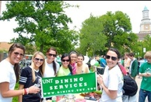 UNT Dining Services Events / Images of different events on campus that UNT Dining Services was a part of!