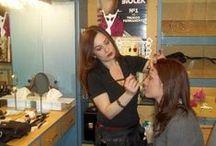MAKE UP / Studio make up  Via Mauro macchi 13 (ang.Via Vitruvio 43) 20124 Milano tel 026705528