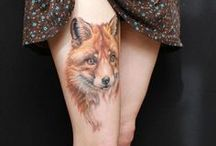tattoos / by Júlia Benning