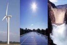 Energías renovables / Tablero de Caloryfrio.com especializado en energías renovables, con especial atención a biomasa, energía solar y a geotermia. La evolución de las renovables a golpe de vista.