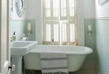 Bathroom Visions / Looking to redesign your bathroom? Here are some of our favorite inspirations.