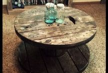 DIY Gel Staining Projects / Come to Paintpourri for some Old Masters Gel Stain. Gel Stain is a low cost solution to update your wood furniture so it looks like new!
