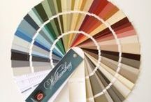 Williamsburg Color Collection / Where Trend Meets Tradition 144 New Paint Colors based on original pigments developed more than 250 years ago.