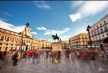 24 hours in Madrid / A vacation day in Madrid, Spain. / by Lybia Marie Rivera