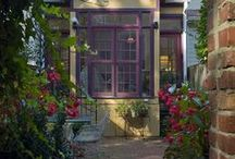 Exterior Expressions / Use Benjamin Moore paint colors to transform the exterior of your home.