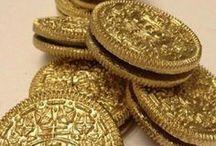 Rich gold Mix