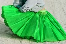 Neon Green Mix